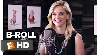 Download Sing B-ROLL (2016) - Reese Witherspoon Movie Video