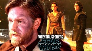 Download Star Wars! HUGE Obi-Wan Reveal In Episode 9! Potential Spoilers & More Video