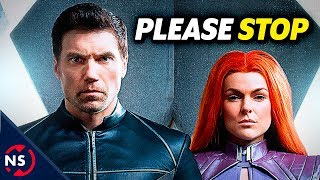 Download Marvel's INHUMANS show has many problems. Here's one explained.    NerdSync Video