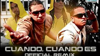 Download J-King & Maximan Feat Zion y Lennox Cuando Cuando Es REMIX Video