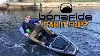 Download 2018 Bonafide Kayak SS127: CAN IT FLIP & IS IT FAST? Video