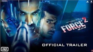 Download Force 2 | Official Trailer | John Abraham, Sonakshi Sinha and Tahir Raj Bhasin Video