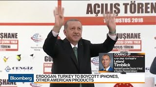 Download Trump 'Frustrated' by Turkey's Actions Video