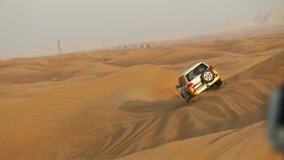 Download Amazing Desert Safari Dubai Toyota 4x4 ~ 2014 Video