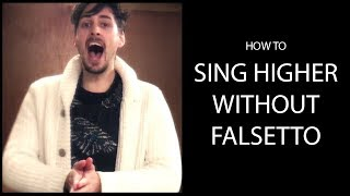 Download How to sing higher without falsetto - MUST WATCH! - PHILMOUFARREGE Video