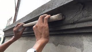 Download Excellent construction - how to make a wall perfect Video