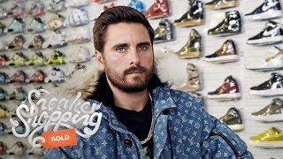 Download Scott Disick Goes Sneaker Shopping With Complex Video
