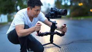 Download Getting Next Level Stabilization out of your Gimbal   Z-Axis Handles + Moza Air 2 Video