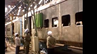 Download Rail Coach Factory Kapurthala Video