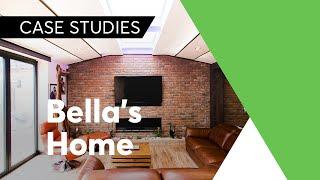 Download Loxone Smart Home Case Study - Bella's Home Video