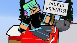 Download Hacked and All Alone in Minecraft! / Hypixel Bed Wars / Gamer Chad Plays Video