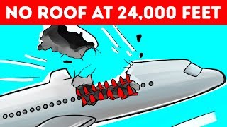 Download A Plane Lost Its Roof at 24,000 Feet But Managed to Land Video
