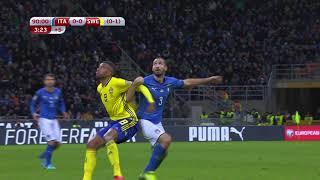 Download Qualifications Coupe du Monde 2018 - Italie / Suède Video