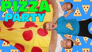 Download PIZZA TIME!!! Kids Homemade Pizza Making - Family Game Night + Osmo Video