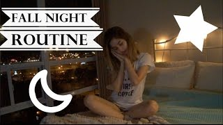 Download Fall Night Routine 2015 | Chelsea Trevor Video