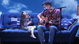 Download Adorable Singing Father-Daughter Duo Performs 'You've Got a Friend in Me'! Video
