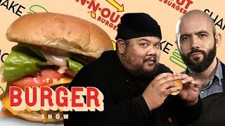 Download Binging With Babish Cooks In-N-Out and Shake Shack Clones | The Burger Show Video