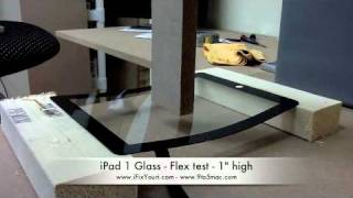 Download iPad 1 vs iPad 2 strength test by iFixYouri and 9to5mac Video