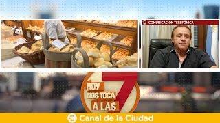 Download El pan a $100: José Álvarez, Pte. de la Cámara de Panaderos en Hoy Nos Toca a las Siete Video