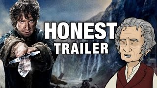 Download Honest Trailers - The Hobbit: The Battle of the Five Armies (feat. HISHE) Video