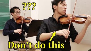 Download How NOT to be a Concertmaster Video