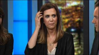 Download Kristen Wiig & Rose Byrne interview on The 7pm Project (Australia) - Bridesmaids Video