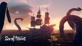 Download Official Sea of Thieves Gameplay Launch Trailer Video