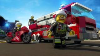 Download All Hands to the Rescue - LEGO City: Fire Brigade - Mini Movie (3D) Video