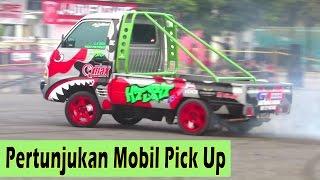 Download Koh Petrus, Pertunjukkan Slalom Mobil Pick Up oleh Juara Nasional (Jambore Otomotif Jogja 2017) Video