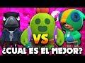 Download ¿ Cual es el mejor LEGENDARIO de Brawl Stars ? | Mab55 | Leon vs Crow vs Spike Video