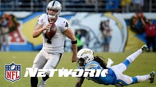 Download Raiders 2016 Season Recap | NFL Network | Good Morning Football Video