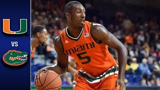 Download Miami vs. Florida Men's Basketball Highlights (2016-17) Video