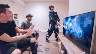 Download ANGRY ROOMMATE SMASHES TV (FREAKOUT!!) Video