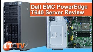 Download Dell EMC PowerEdge T640 Server Review | IT Creations Video
