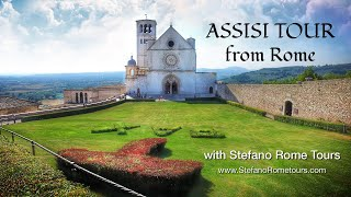 Download ASSISI - Private Tour with Stefano Rome Tours Video