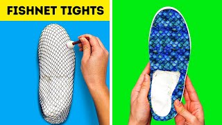 Download 39 WAYS TO TRANSFORM YOUR ORDINARY SHOES AND CLOTHES Video