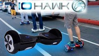 Download The Future of Travel - IO HAWK Video