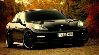 Download Porsche Panamera /// The Black Artillery Video