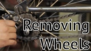 Download Removing Wheels - Shifting Power Video