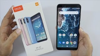 Download Mi A2 Unboxing 2018 Android One Smartphone from Xiaomi Video