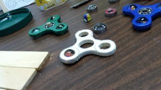Download DIY $2 or less wooden marble fidget, hand spinner #2 Video