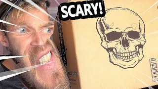Download (Very Scary) Buying and Opening a Real Dark Web Mystery Box! **Cursed** Video