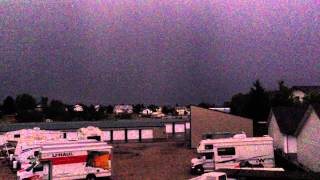 Download Post Falls, Idaho Biggest Lightning Storm In Years Video