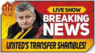 Download Solskjaer's Transfer Shambles! Juan Mata New Deal! Man Utd Transfer News Video