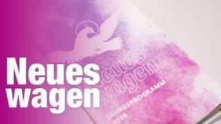 Download Neues wagen - Das Jahresprogramm 2020 vom Haus der Begegnung Video