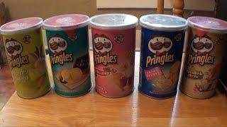 Download Brad Tries Japanese Pringles Video