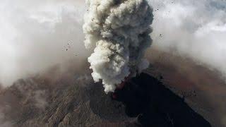 Download Drones help scientists study Guatemalan volcanoes Video