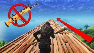 Download Winning Fortnite With NO GUNS Challenge! Video