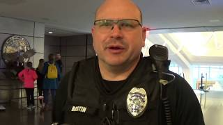 Download Sweet walk of shame! Dwight D Eisenhower Airport Police Wichita KS 1st amendment audit! Video