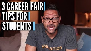 Download Career Fair Tips for Students - 3 Tips (2018) Video